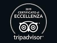 Tripadvisor certificato di Eccellenza - Hotel Torretta Residence